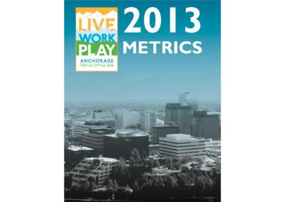 Live. Work. Play. 2013 Metrics