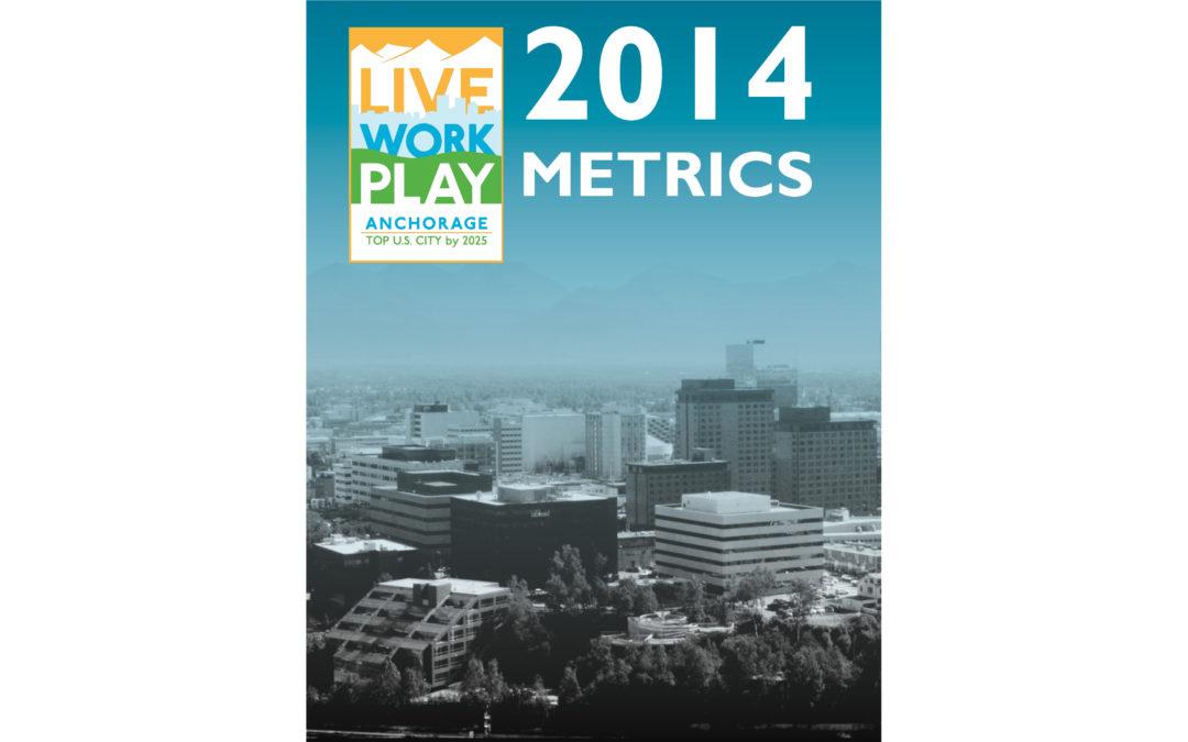 Live. Work. Play. 2014 Metrics