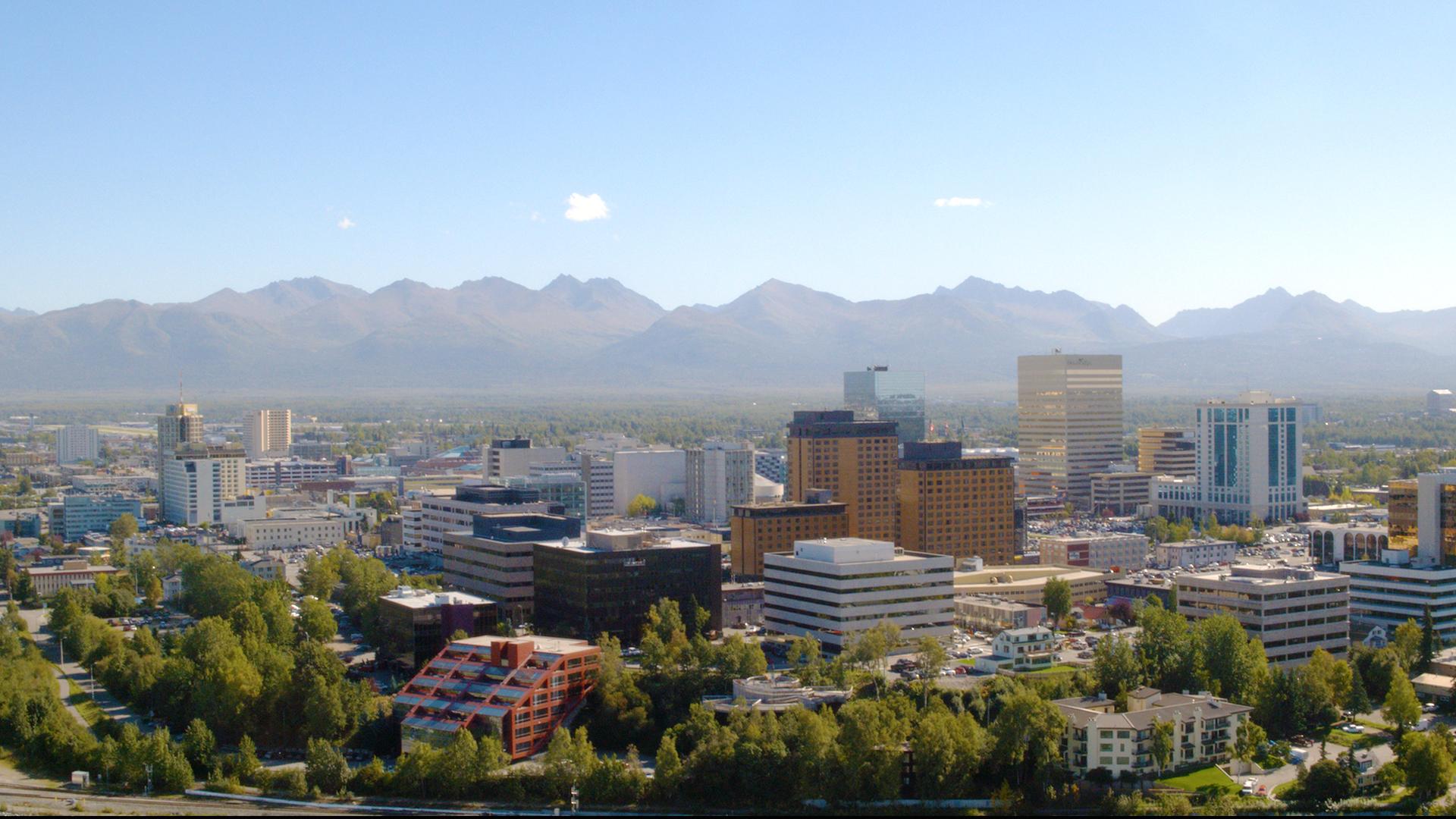 Anchorage Economic Development Corporation | Contact AEDC