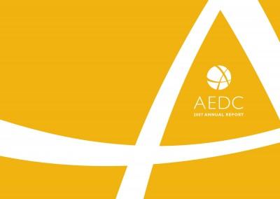 AEDC Annual Report: 2007