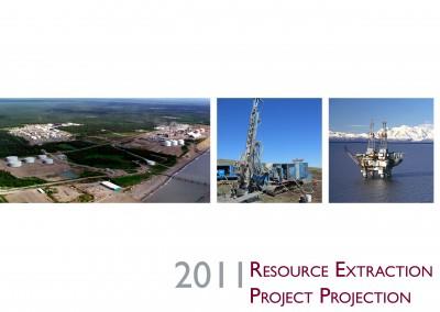 Resource Extraction Report 2011