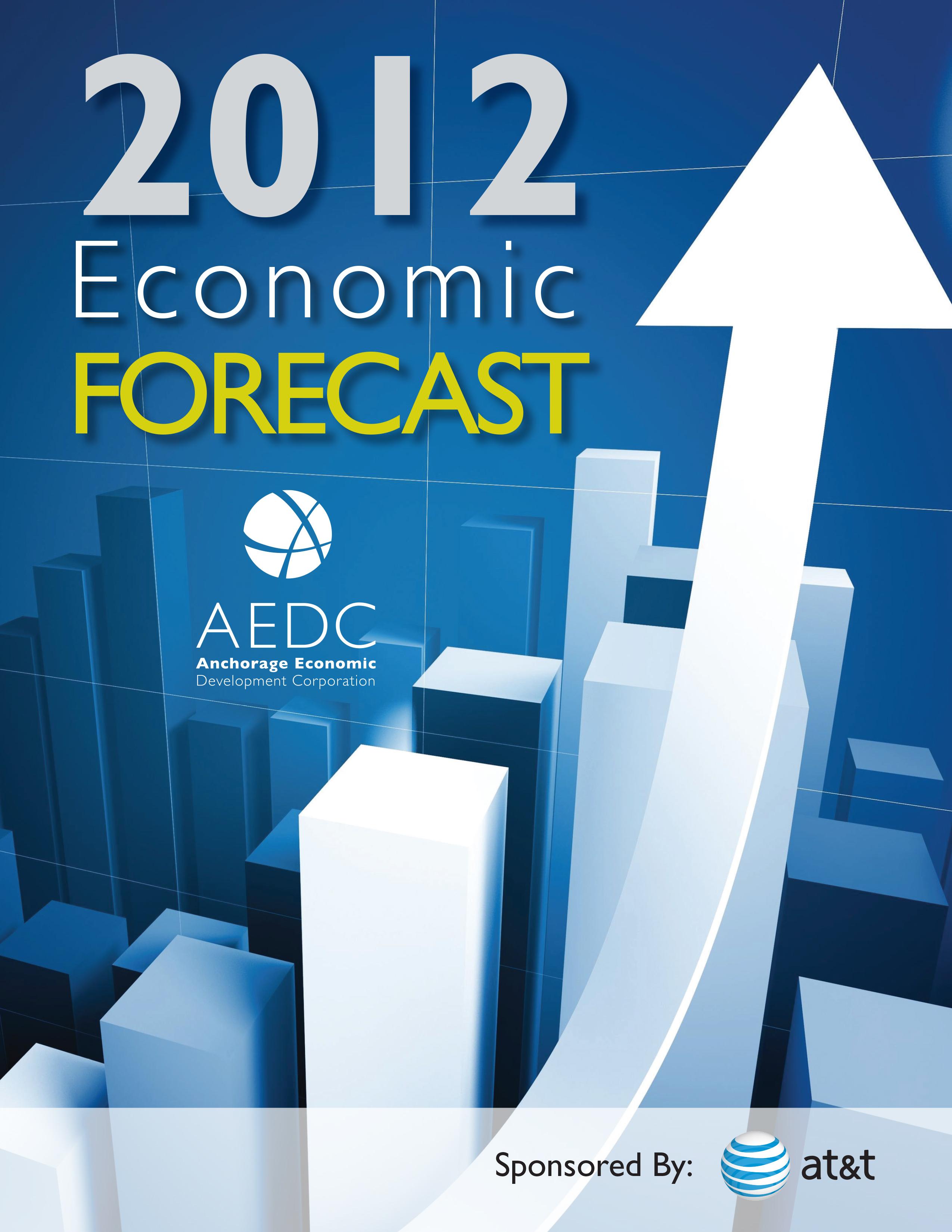 AEDC Economic Forecast Report: 2012