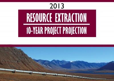 Resource Extraction Report 2013