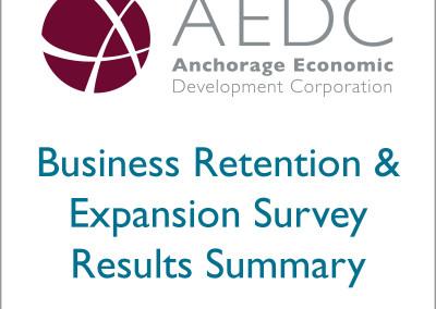 AEDC BRE Survey Results Summary 2014