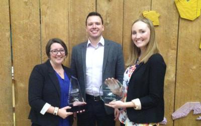 AEDC Receives AMA Awards, Press Pick