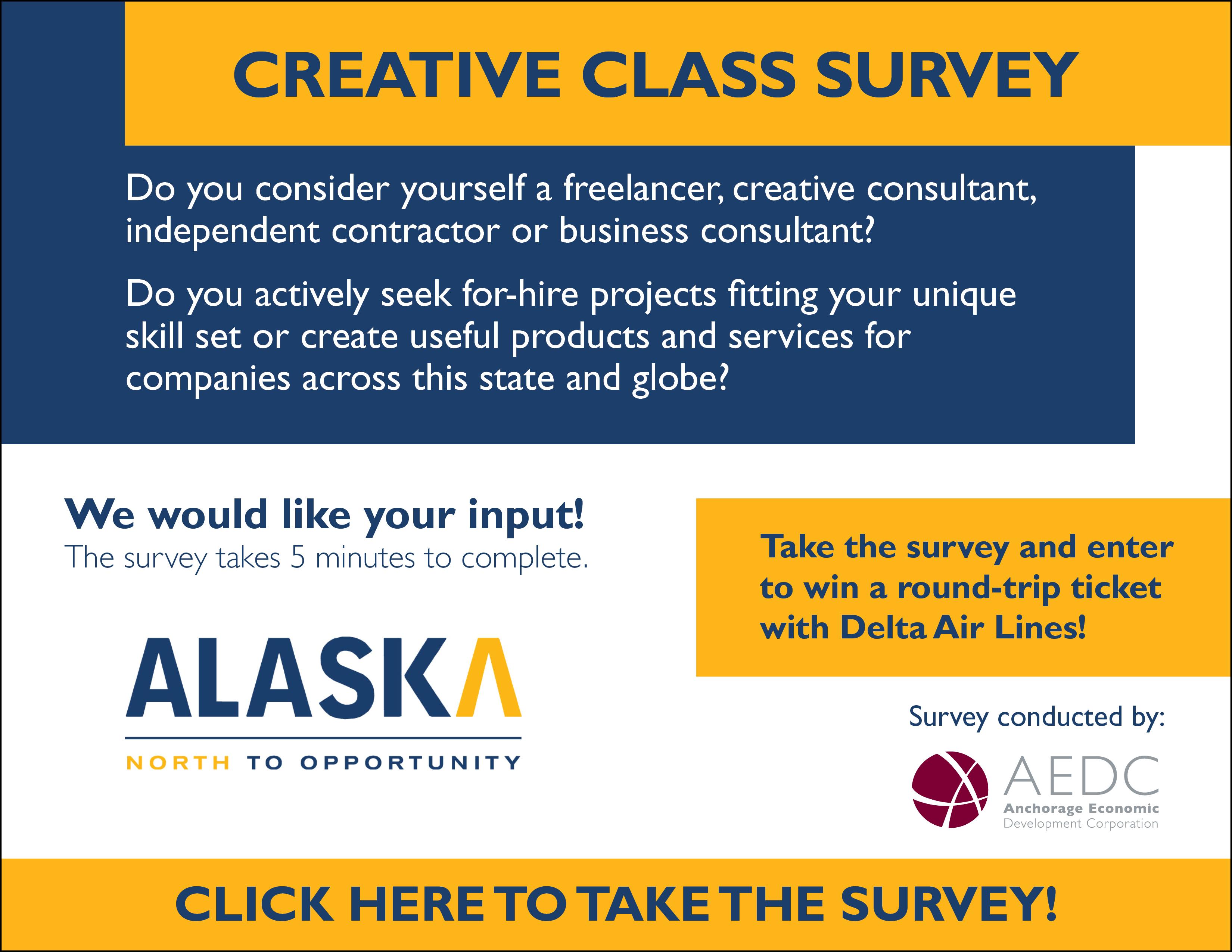 Creative Class Survey