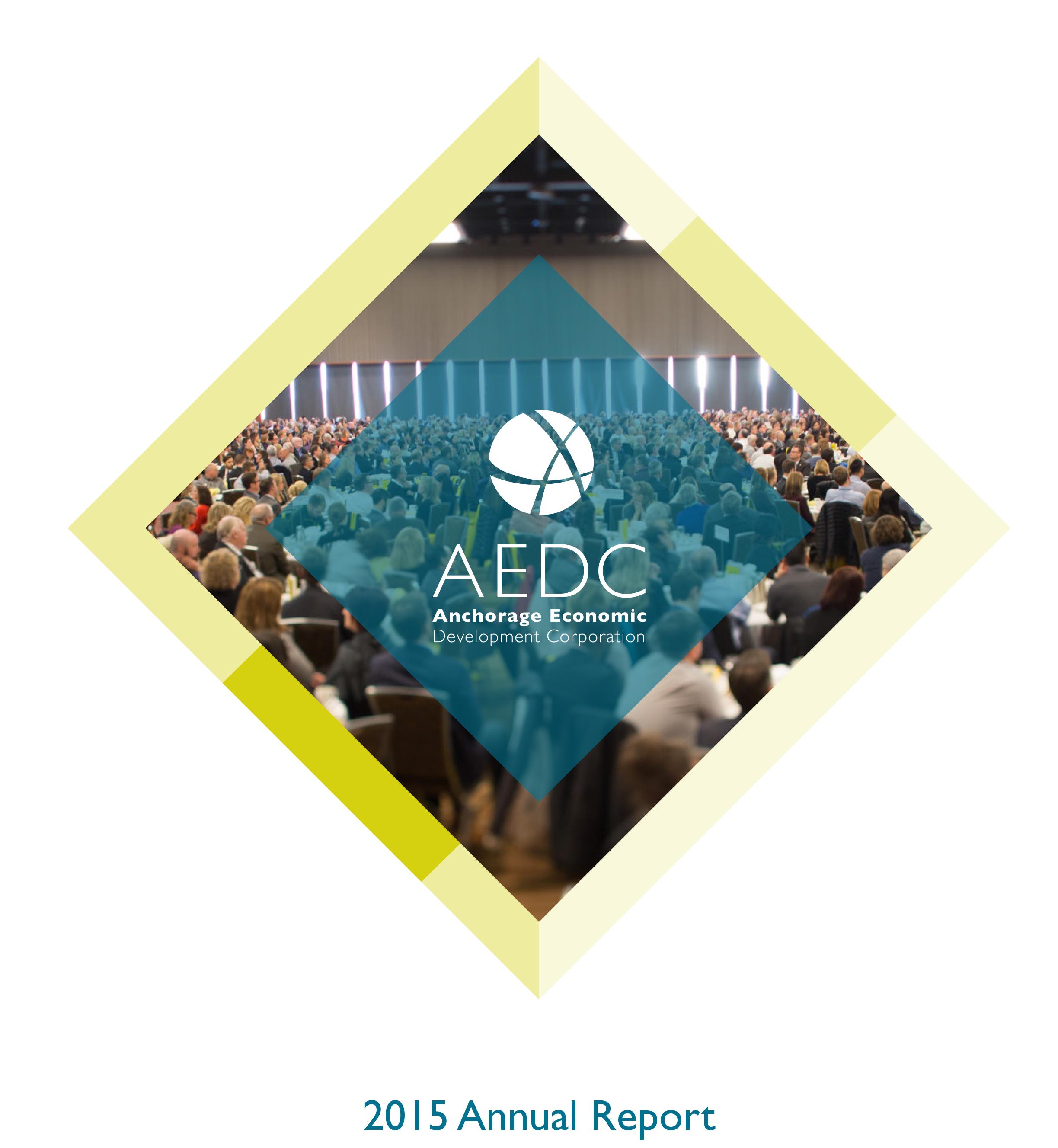 AEDC Annual Report: 2015