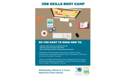 Job Skills Boot Camp
