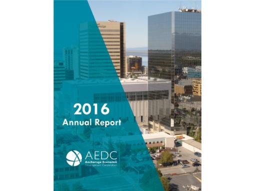 AEDC Annual Report: 2016