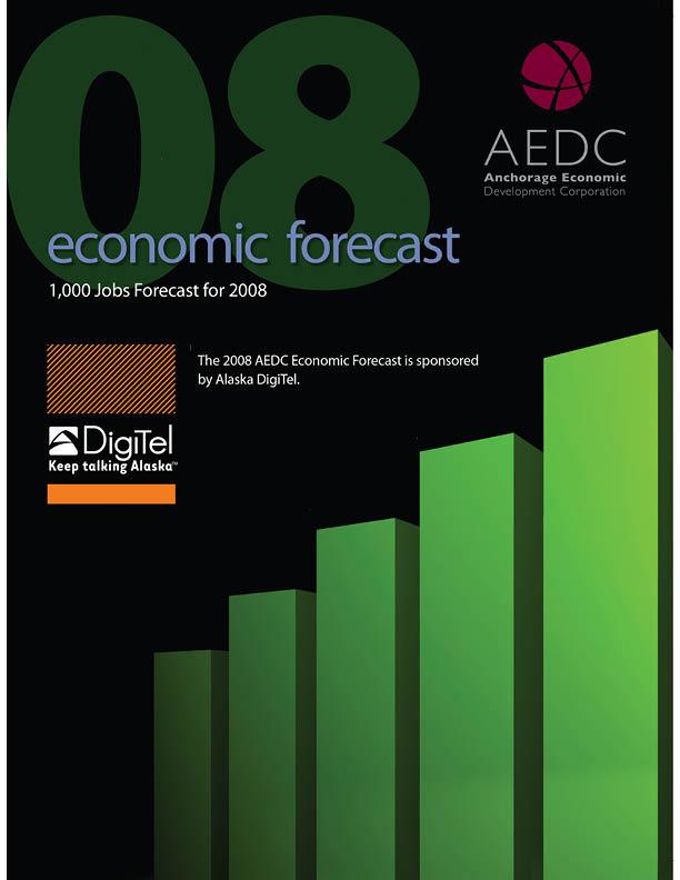 AEDC Economic Forecast Report: 2008