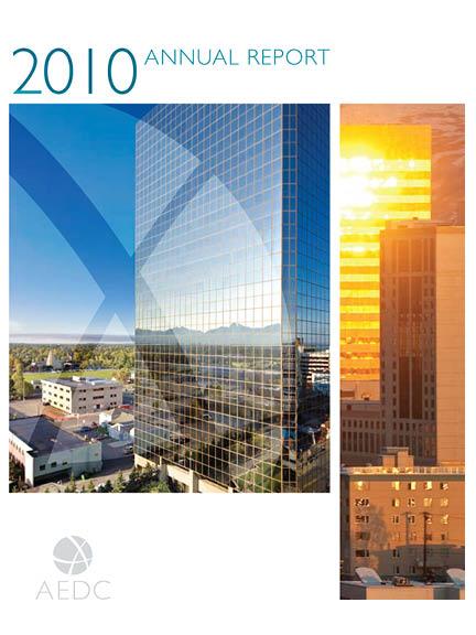AEDC Annual Report: 2010