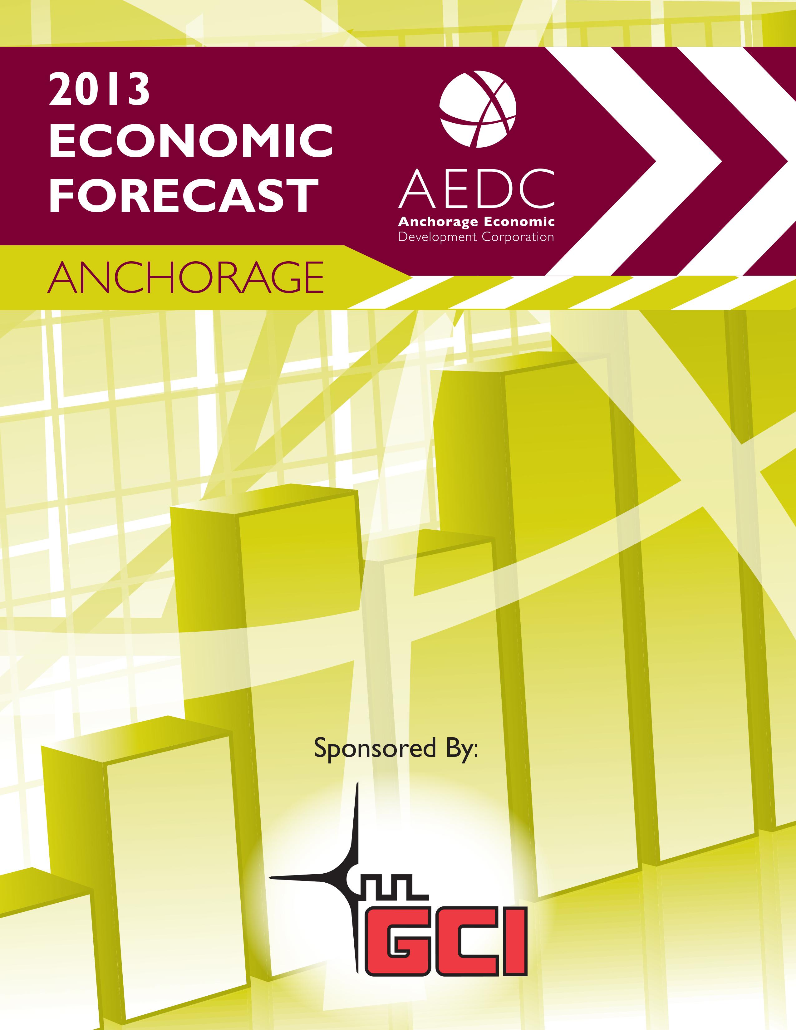 AEDC Economic Forecast Report: 2013