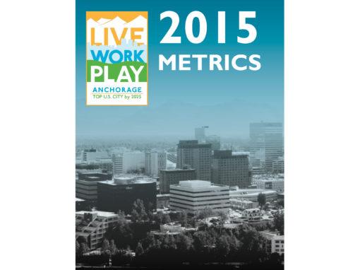 Live. Work. Play. 2015 Metrics