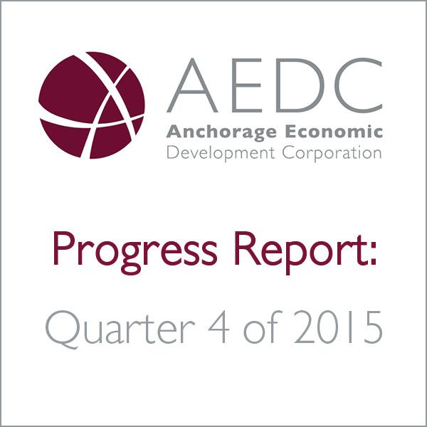 AEDC Progress Report: 2015 Q4