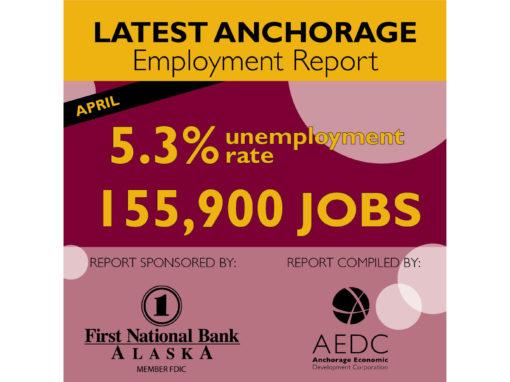 Anchorage Employment Report: Third Edition 2016