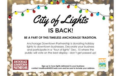 City of Lights returns!