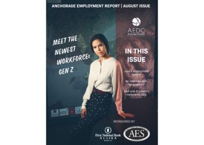 Anchorage Employment Report: August 2018