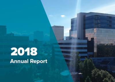 AEDC Annual Report: 2018