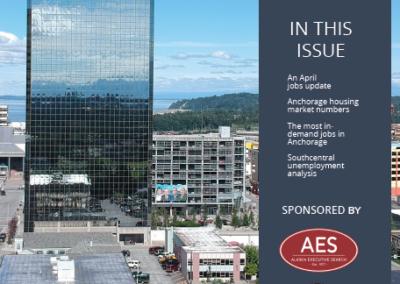 Anchorage Employment Report: April 2019