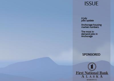 Anchorage Employment Report: August 2019