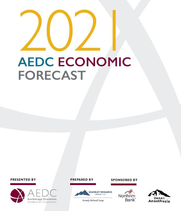 2021 AEDC Economic Forecast Report