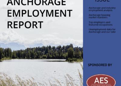 Anchorage Employment Report: December Issue